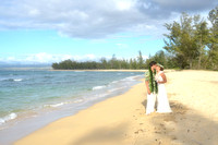 Kurt and Chanelle- Wedding, North Shore, Oahu